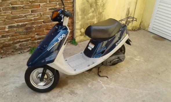 Yamaha Jog Motorcycle