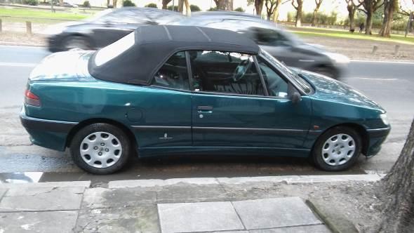 Auto Peugeot Cabriolet
