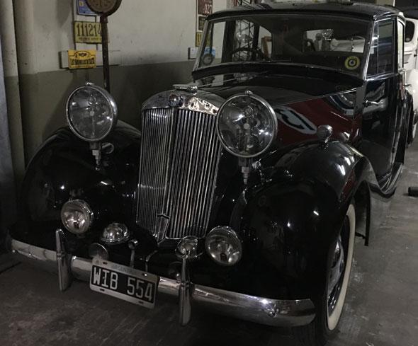 Auto Triumph 1800 4 Puertas