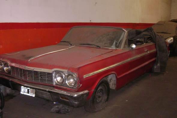 Car Chevrolet Impala SS