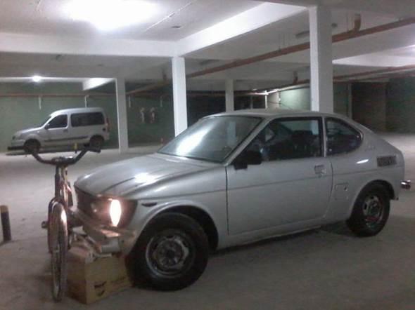 Auto Suzuki Cervo SC 100