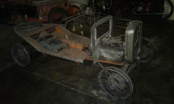 Car Austin Seven 1928