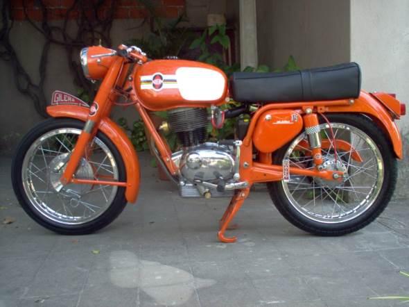 Moto Gilera Giubileo 1963