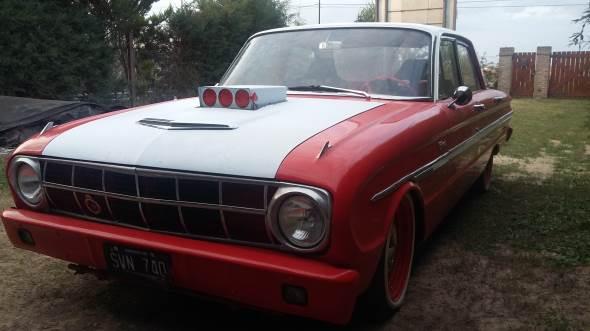 Car Ford Falcon Futura 1966