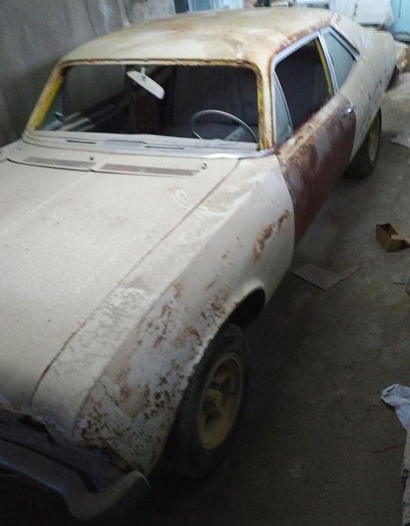 Car Chevrolet Chevy
