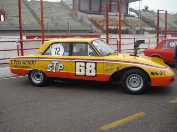 Auto Ford Falcon TC 1973