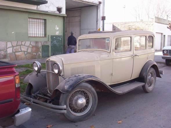 Car Ford BB 1932