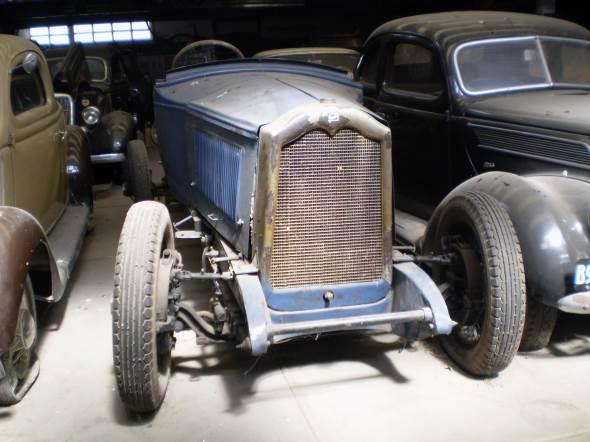 Car Buick Baquet 110