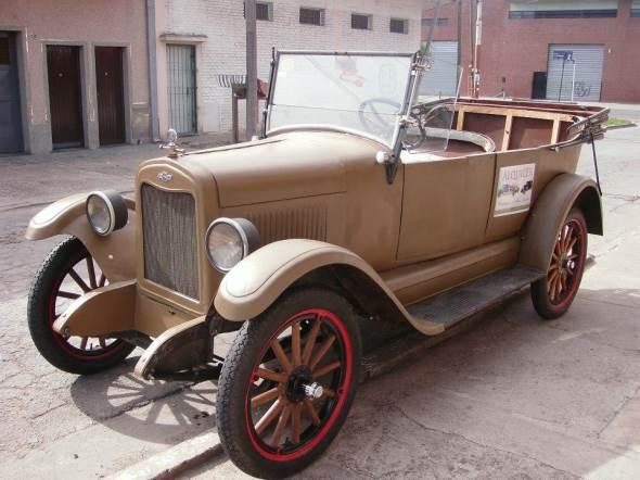 Car Chevrolet 1925