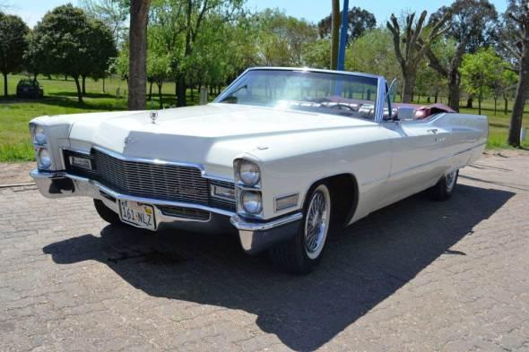 Car Cadillac 1968