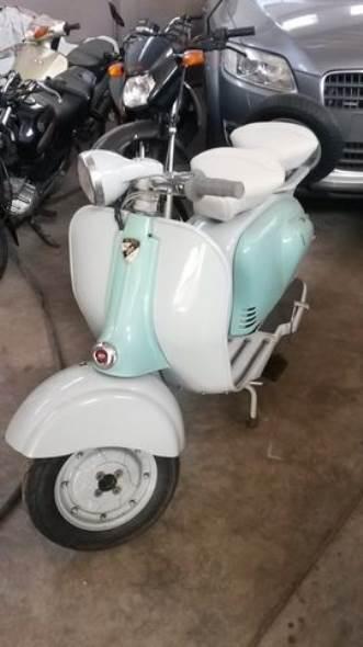 Motorcycle ISO Motoneta