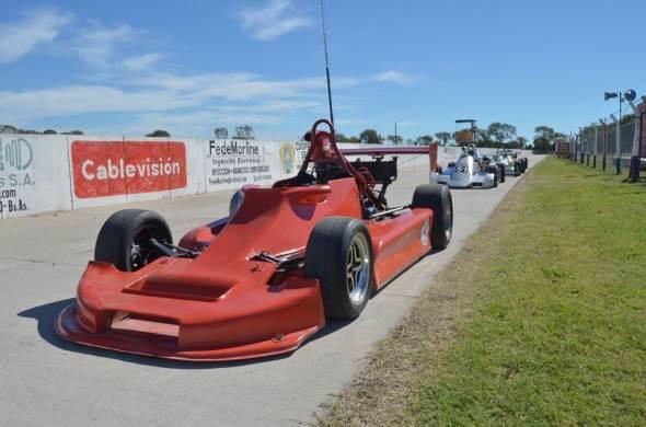 Car Berta F4 Fórmula
