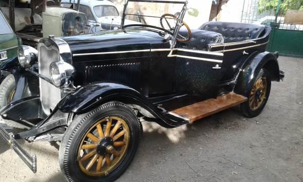 Auto Chevrolet Campeón 1928
