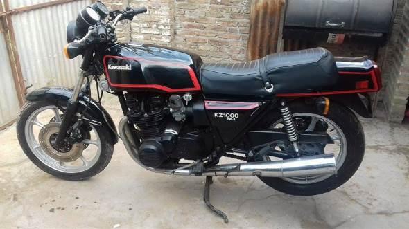 Kawasaki 1000 MK2 Motorcycle