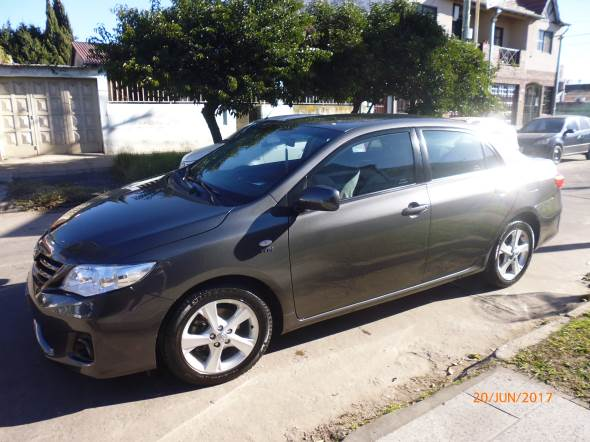 Car Toyota Corolla XEI 2012