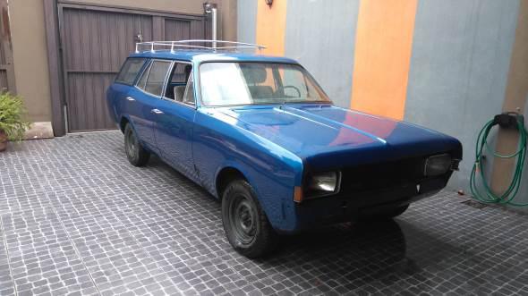 Car Opel Rekord