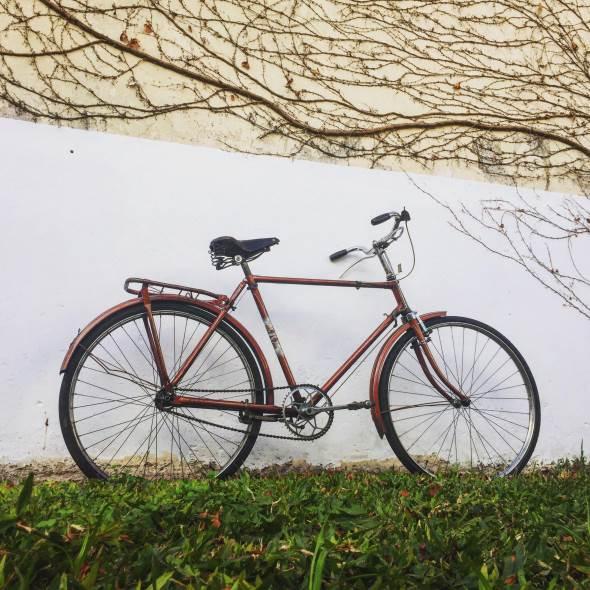 Bicicleta Bicicleta Inglesa