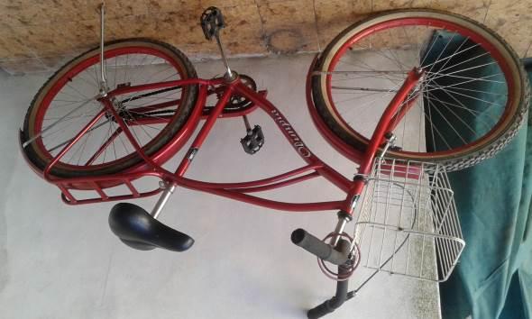 Bicicleta Olimpia Rodado 26