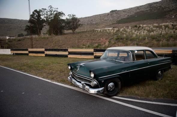 Auto Ford Customline