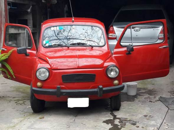 Car Fiat 600 600