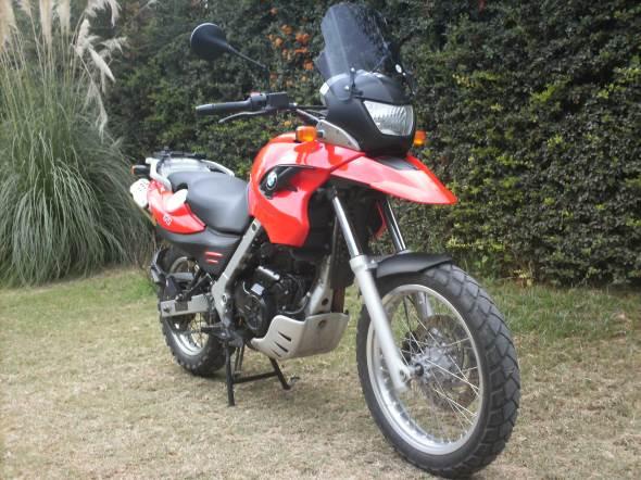 Moto BMW G 650 GS 2009