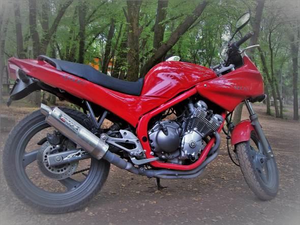 Car Yamaha Xj 600 Seca Ii