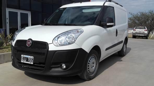 Car Fiat Doblo Cargo