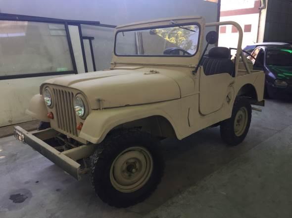 Jeep Ika Corto Usd 6000 97101