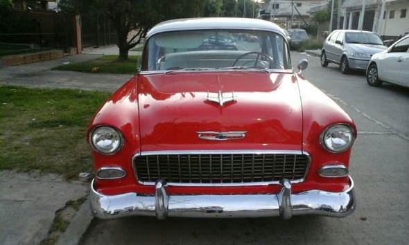 Auto Chevrolet Bel Air