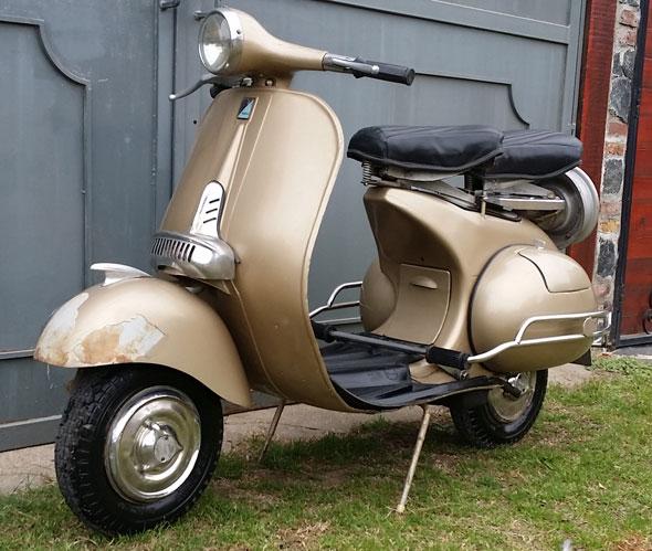 Moto Vespa 150