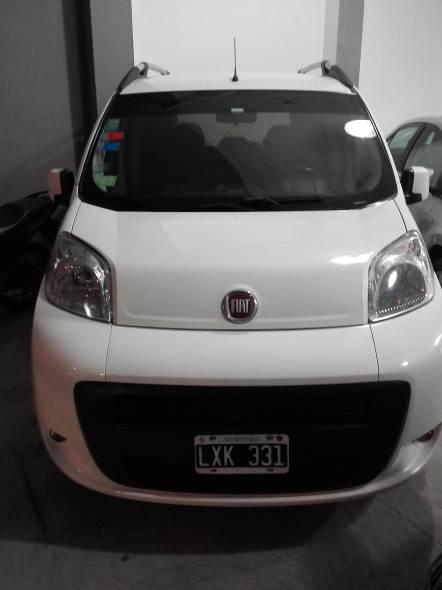 Car Fiat Qubo