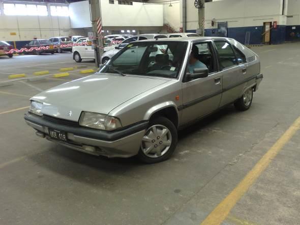 Auto Citroen 1993