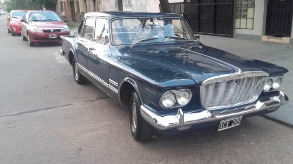 Car Valiant I