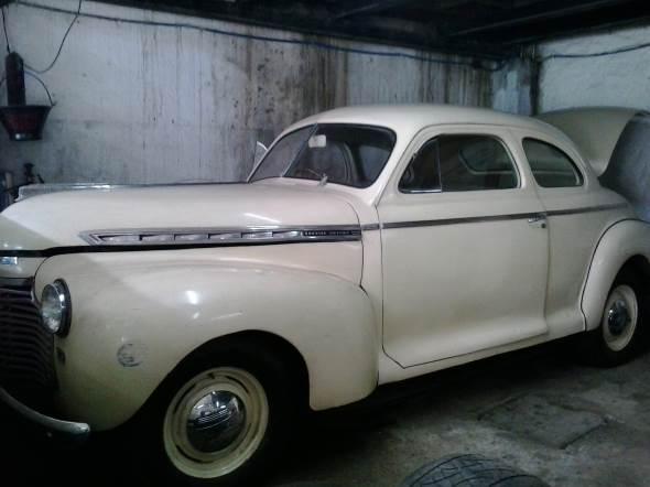 Auto Chevrolet 1941