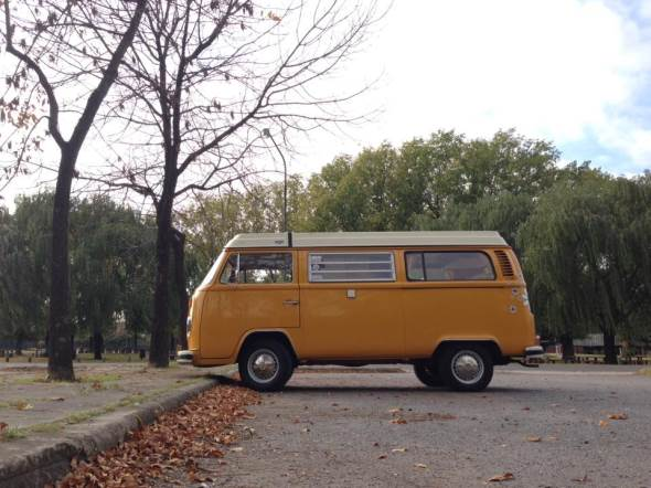 Car Volkswagen Westfalia