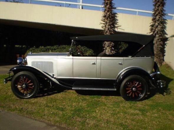 Auto Plymouth Q 1929