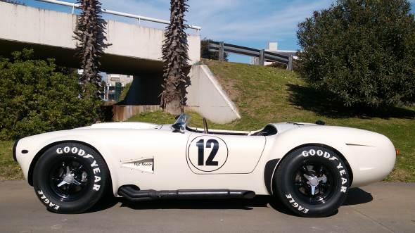 Car AFF Cobra