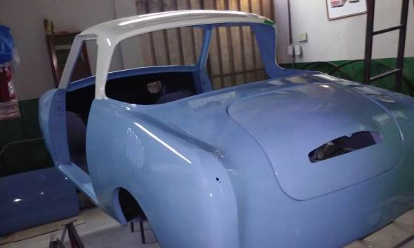 Car Goggo TS