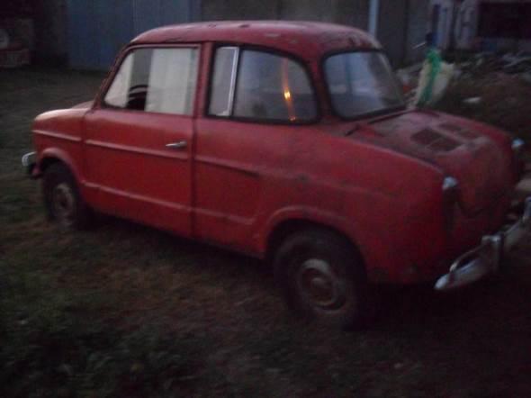 Auto NSU Prinz