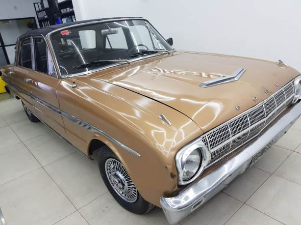 Car Ford Falcon Futura 1966