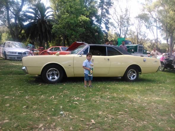 Car Dodge GTX V8 1971