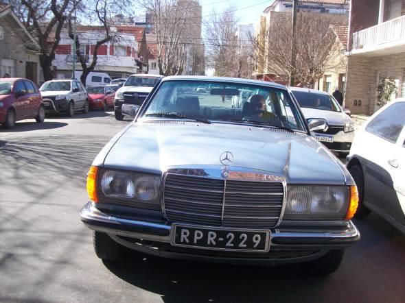 Auto Mercedes Benz 280 CE Coupé 1981