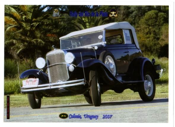 Auto Chevrolet Phaeton Landau