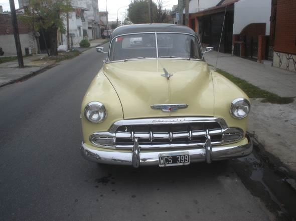 Car Chevrolet 1952