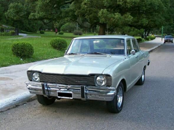 Auto Chevrolet Special