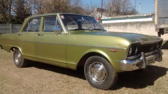 Car Chevrolet 400 1973