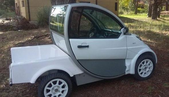 Car Sero Electric Pick Up