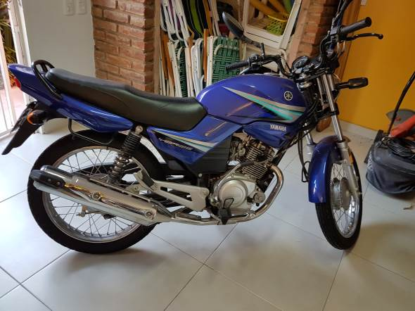 Car Yamaha YBR 125