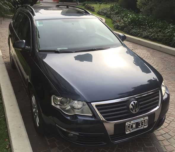 Auto Volkswagen Passat