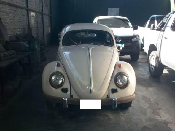 Auto Volkswagen Ecarabajo
